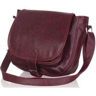 Clementine Brown Sling Bag sskclem114