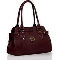 Fostelo Jessy Stylish Maroon Handbag FSB-391