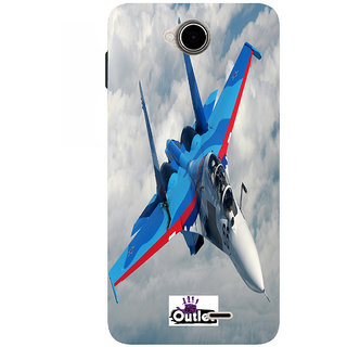 HIGH QUALITY PRINTED BACK CASE COVER FOR MICROMAX CANVAS JUICE4 Q382  DESIGN ALPHA143