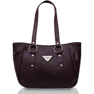 Fostelo Brooke Purple HandbagFSB412