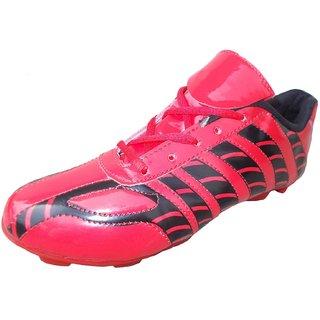 66e98fe5c4dd Buy Port Men s Aryans Multi Color Pu Football Shoes-aryns Online - Get 67%  Off