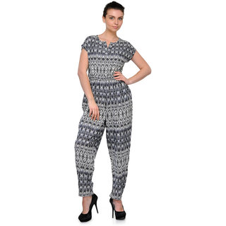 f301a5cf474a Buy Darzi Multicolor Printed Jumpsuit for Women - Darzi-070S Online ...