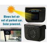 04de29578dc34 Solar Powered Car Auto Air Vent Cool Fan Cooler Ventilation System for  Parked Cars