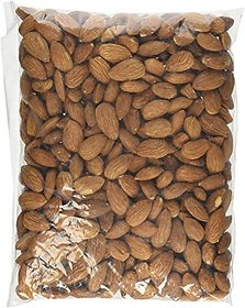 Whole Almonds 900 Grams with Juicy Taste
