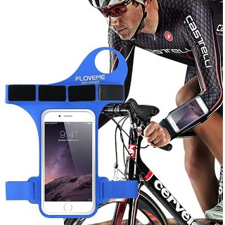 new styles 60e4f 65d57 Aeoss Waterproof Mobile holder Forearm Arm Band Bike Bicycle Riding Running  Sport ArmBand Case For iPhone 6 6s 7 7 plus