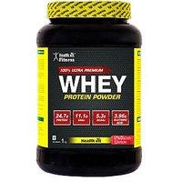 Healthvit 100 Ultra Premium Whey Protein - 1kg2lbs (Str
