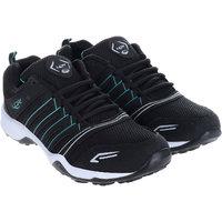 Lancer Black Green Shoes