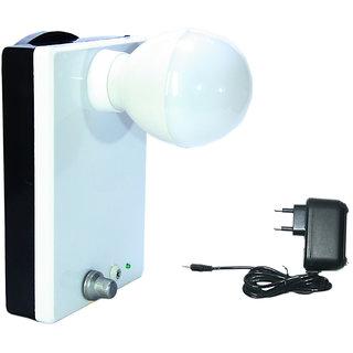 Sahu Rechargeble LED  Bulb Dhamaka Free Charger