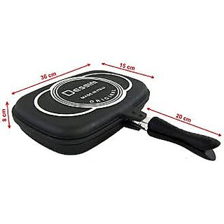 36 cm Double Sided Magic Frying Pan