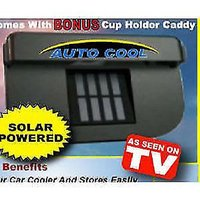 Tuzech Solar Automatic Car Cooler For Summers - Auto Cool ( Works in Closed Window Also)
