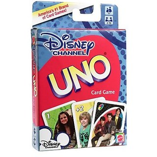 Disney Channel UNO Card Game