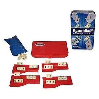 Rummikub 60th Anniversary Collectors Edition Tile Game