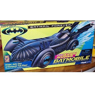 BATMAN FOREVER BATMOBILE High-Speed, Water-Powered Vehicle