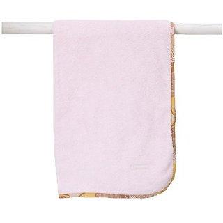 Cotton Tale Designs Garbo Crib Blanket Pink