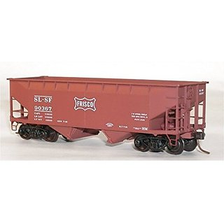 Accurail 7708 HO KIT Offset-side Twin Hopper, SLSF