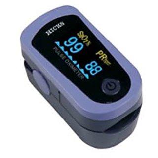 Hicks Finger Tip Pulse Oximeter
