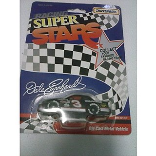 MatchBox Racing Super Stars Dale Earnhardt Car