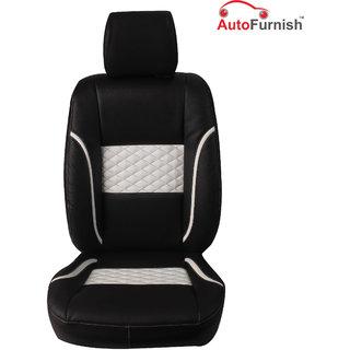 Autofurnish (PL-201 Poise) Mahindra Xylo 7S Captain Custom-fit Leatherette 3D Car Seat Covers