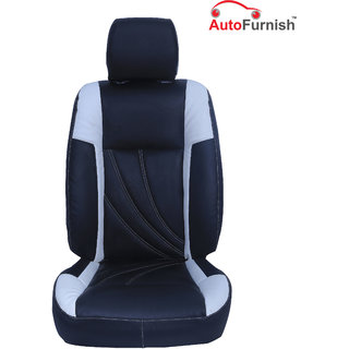 Autofurnish (PL-208 Petal) Tata Indica Custom-fit Leatherette 3D Car Seat Covers