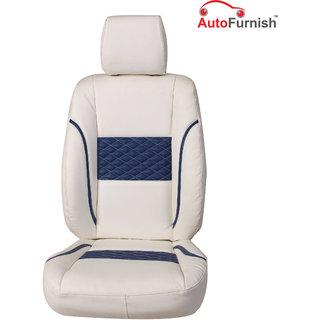 Autofurnish (PL-201 Poise) Hyundai Old Santro Custom-fit Leatherette 3D Car Seat Covers