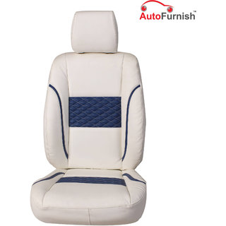 Autofurnish (PL-201 Poise) Honda New Jazz 2016 Custom-fit Leatherette 3D Car Seat Covers