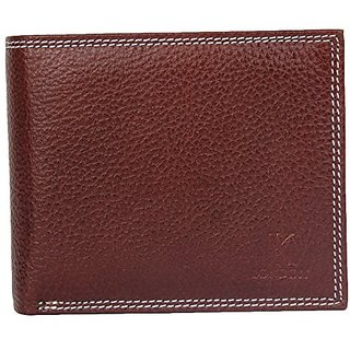 K London Brown Mens Wallet(542brn)