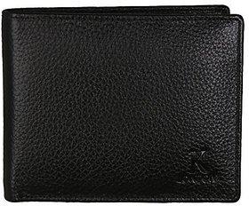 K London Mens Wallet Black-2005blk