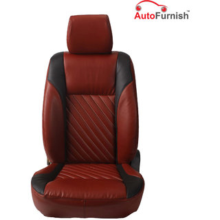 Autofurnish (PL-202 Repose) Hyundai Old Santro Xing Custom-fit Leatherette 3D Car Seat Covers