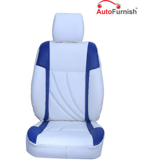 Autofurnish (PL-208 Petal) Ford Fiesta New Custom-fit Leatherette 3D Car Seat Covers