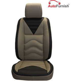 Autofurnish (PL-206 Vibro) Maruti New WagonR  Custom-fit Leatherette 3D Car Seat Covers