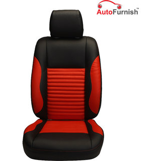 Autofurnish (PL-207 Cave) Renault Scala Custom-fit Leatherette 3D Car Seat Covers