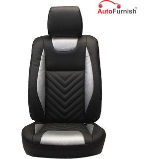 Autofurnish (PL-204 Domino) Hyundai New Santro Xing  Custom-fit Leatherette 3D Car Seat Covers