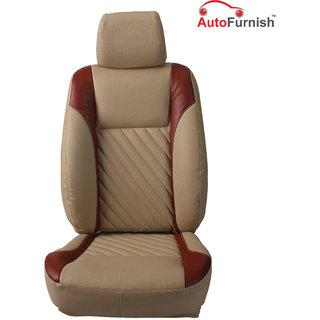 Autofurnish (PL-202 Repose) Mahindra Bolero (2001-14) Custom-fit Leatherette 3D Car Seat Covers