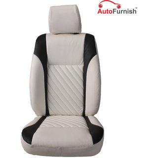 Autofurnish (PL-202 Repose) Chevrolet Enjoy (2014) Custom-fit Leatherette 3D Car Seat Covers