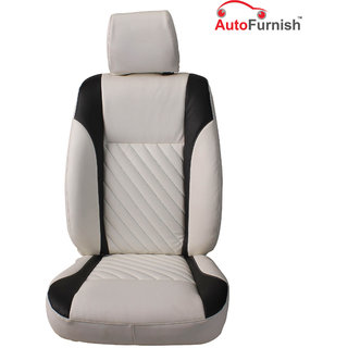 Autofurnish (PL-202 Repose) Chevrolet Sail Custom-fit Leatherette 3D Car Seat Covers