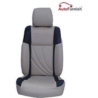 Autofurnish (PL-208 Petal) Chevrolet Aveo Custom-fit Leatherette 3D Car Seat Covers