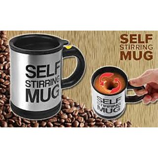 Amazing Self Stirring Coffee Mug