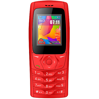 IKall K6610 (Dual Sim, 1.8 Inch Display, 800 Mah Battery, Made In India)