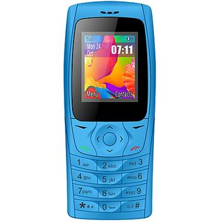 IKall K6610 (Dual Sim, 1.8 Inch Display, 800 Mah Battery, Made In India)