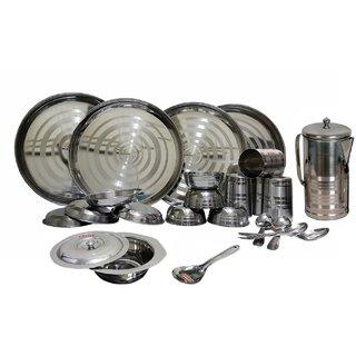 24 pcs Stainless steel Dinner Set