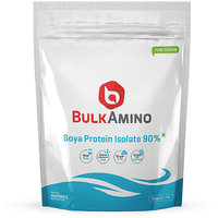 Advance Nutratech Bulkamino Soya Protein Isolate 90 Pow