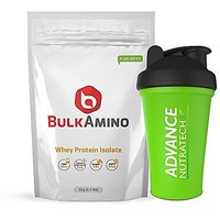 Advance Nutratech Bulkamino Whey Protein Isolate 1kg 2.