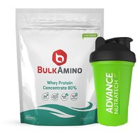 Advance Nutratech BulkAmino Whey Concentrate 80 Powder