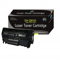 Print Star Cartridge 12A Toner Cartridge  compatible for- 1010/1010w/1012/1015/1018/1020/1022/1022n/1022nw