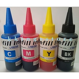 Epson Compatible 400Ml Ink For L100 L110 L200 L210 L300