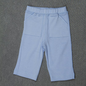 Grey Pocket Pants for Boys