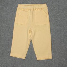 Solid Yellow Pants - Boys