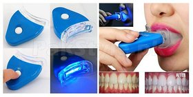 White Light Teeth Whitening System Kit Tooth Cleaner Whitelight New