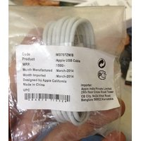 ORIGINAL LIGHTNING TO USB CHARGE AND SYNC CABLE FOR IPHONE 5 5S IPAD 4,3 MONTH WARRANTY,LIMITED QUANTITY