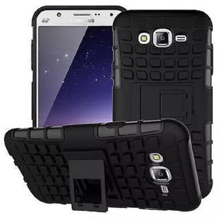 Samsung Galaxy A8 Defender Back Cover Tough Hybrid Armour Shockproof Cover